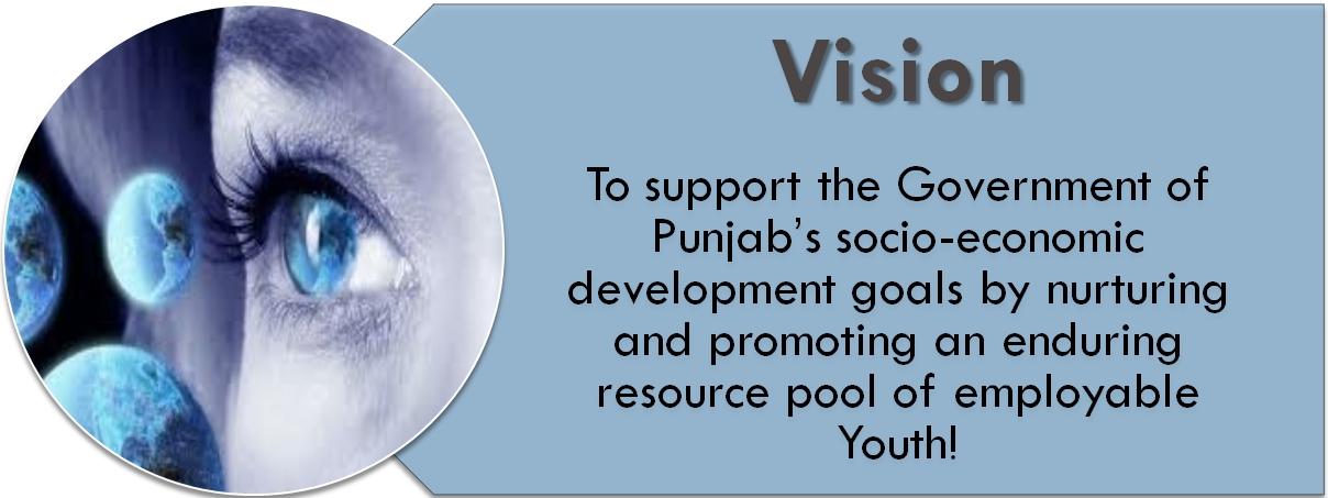 punjab internship vision